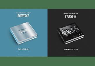 Winner WINNER Everyd4y | CD Boek