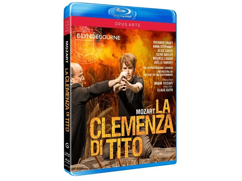 Orchestra Of The Age Of Enlightenme - La Clemenza Di Tito [Blu-ray]