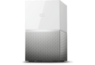 WESTERN DIGITAL Externe harde schijf My Cloud Home Duo 4 TB (WDBMUT0040JWT-EESN)