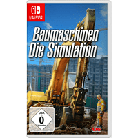 Baumaschinen - Die Simulation - [Nintendo Switch]