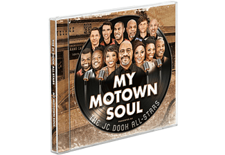 The Jc Dook All-stars - My Motown Soul  - (CD)