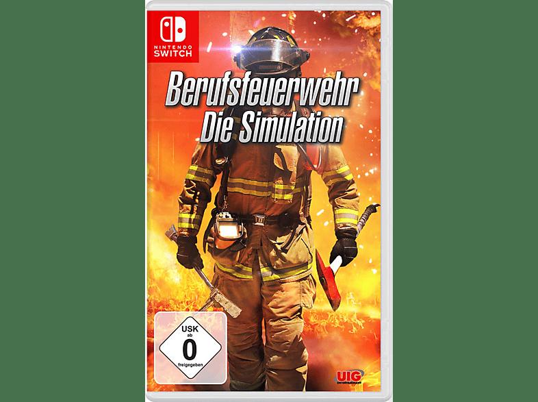 Berufsfeuerwehr - Die Simulation [Nintendo Switch]
