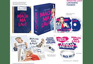 Linda Hesse - Mach Ma Laut  - (CD)