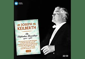 Joseph Keilberth - Icon: Joseph Keilbert-Telefunken Rec.1953-63  - (CD)