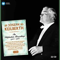 Joseph Keilberth - Icon: Joseph Keilbert-Telefunken Rec.1953-63 [CD]