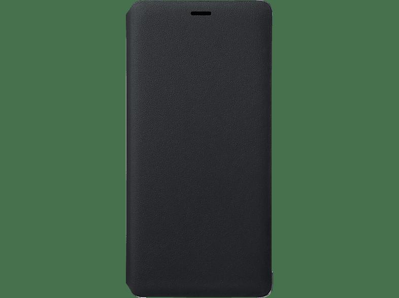 SONY Style C. Stand Backcover Sony Xperia XZ2  Schwarz
