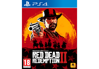 Red Dead Redemption 2 NL PS4