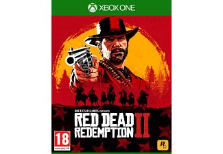 Red Dead Redemption 2 FR Xbox One