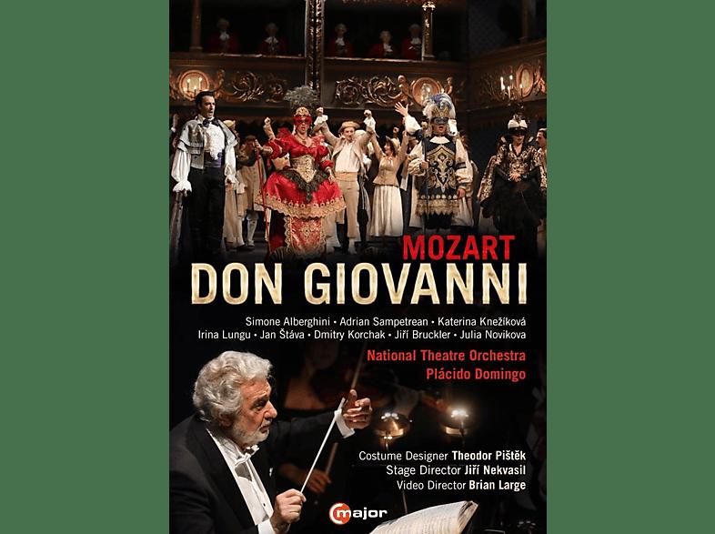 Domingo/Alberghini/S - Don Giovanni [DVD]