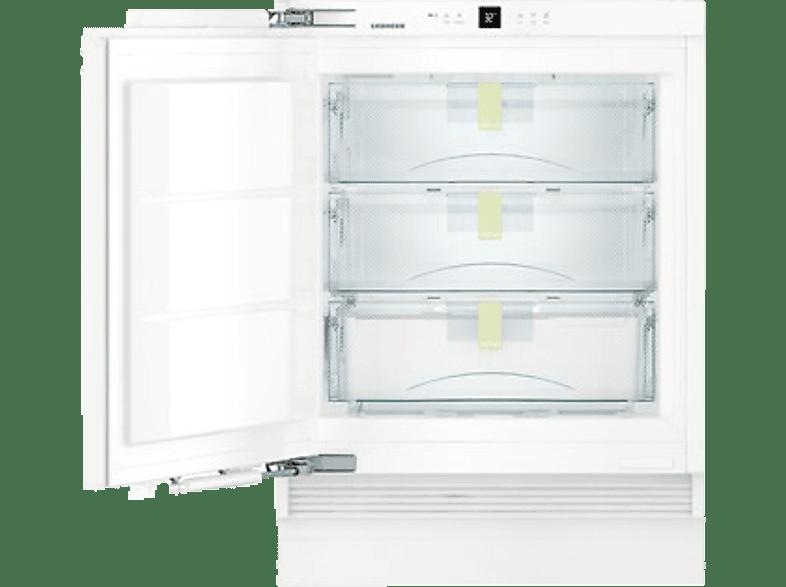 LIEBHERR SUIB 1550 Kühlschrank (A+++, 71 kWh/Jahr, 880 mm hoch, Einbaugerät)