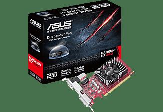ASUS Radeon™ R7 240 Low Profile 2GB (90YV0BG1-M0NA00) (AMD, Grafikkarte)