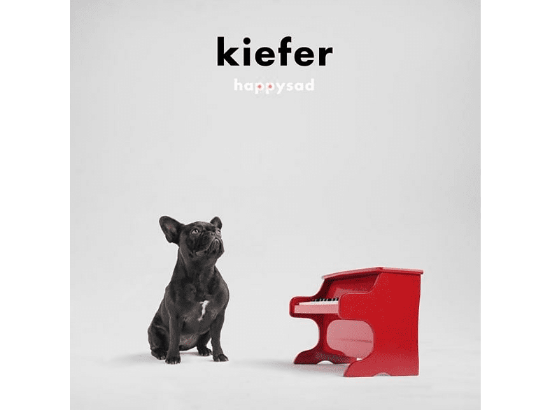Kiefer - Happy Sad [CD]