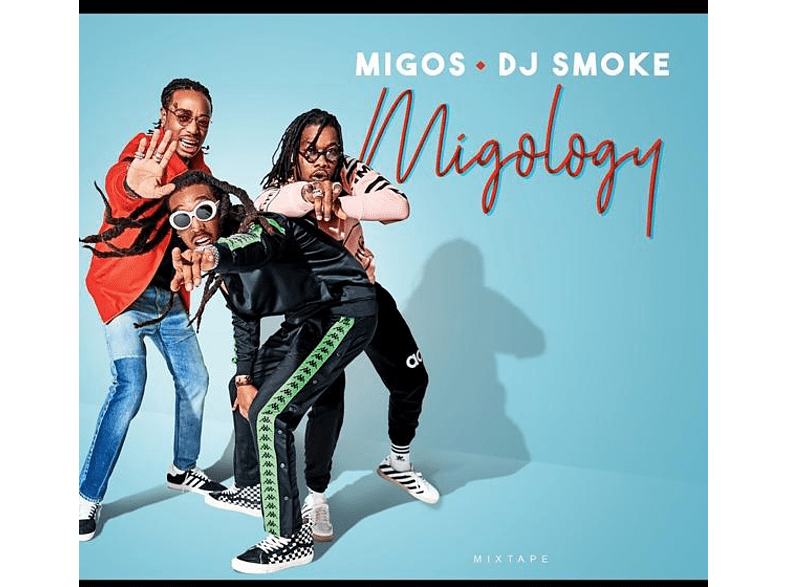 Migos/DJ Smoke - Migology-Mixtape [CD]