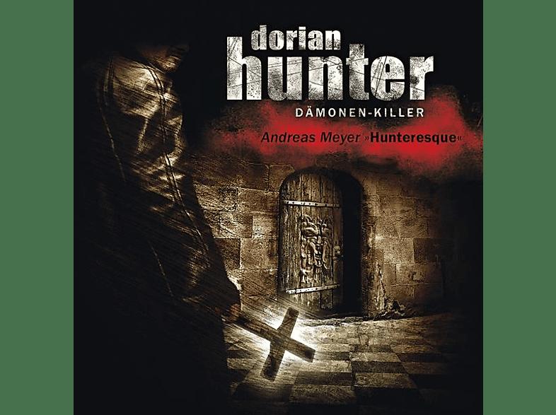Andreas Dorian Hunter/meyer - Hunteresque-Der Dorian Hunter Hörspiel Soundtrack [CD]