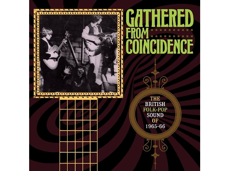 VARIOUS - Gathered From Coincidence [CD]