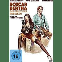 Boxcar Bertha - Die Faust der Rebellen [DVD]