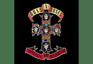 Guns N' Roses - Appetite For Destruction  - (CD)