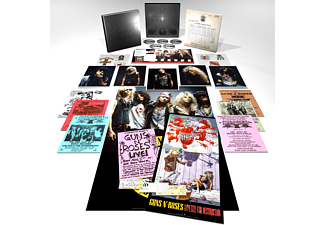 Guns N' Roses - Appetite For Destruction Super Deluxe Edition  - (CD + Blu-ray Audio)