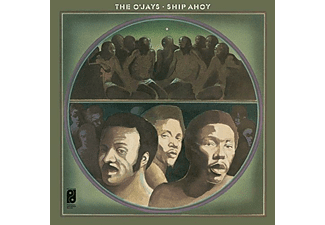 The O'Jays - Ship Ahoy  - (Vinyl)