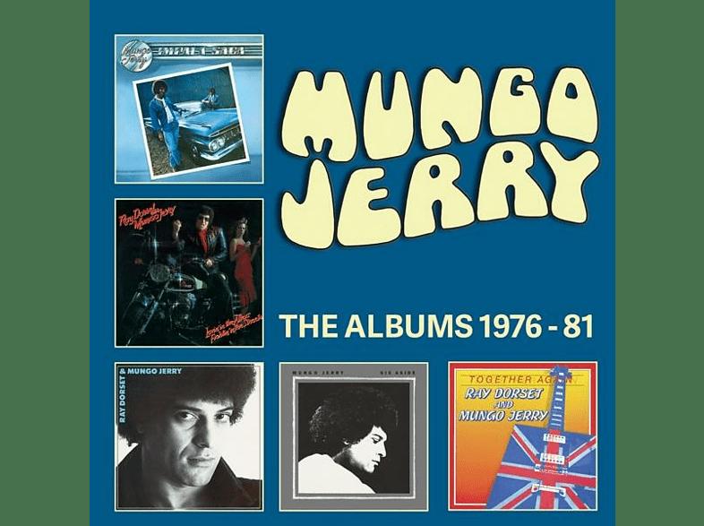 Mungo Jerry - The Albums 1976-1981 (5CD Boxset) [CD]