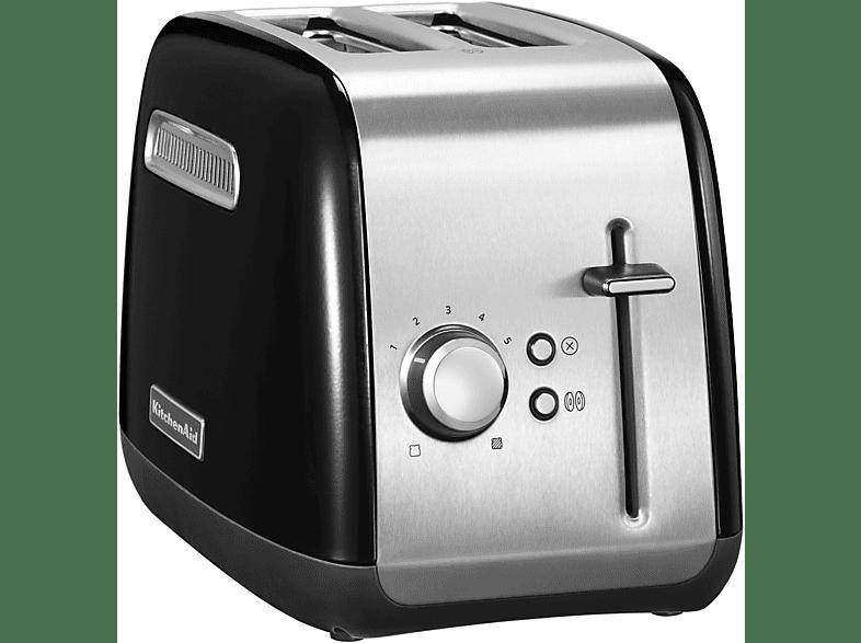 KITCHENAID 5KTMT2115EOB Classic Toaster Onyxschwarz Schlitze 2