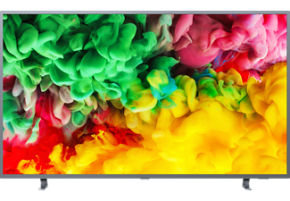 "TV LED 43""-Philips 43PUS6703/12UHD 4K, Ambilight 3 lados, HDR Plus, Quad Core, Pixel Precise HD,"