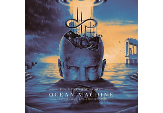 Devin Townsend Project - Ocean Machine-Live At The Ancient Theater - (CD)