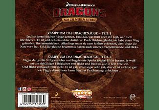 Dragons-auf Zu Neuen Ufern - 031 - VIGGO  - (CD)