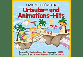 Familie Sonntag - Unsere Schönsten Urlaubs-Und Animations-Hits  - (CD)