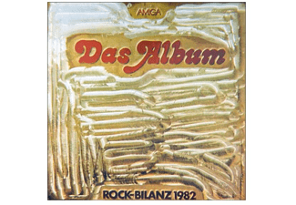 VARIOUS - Rock-Bilanz 1982  - (CD)