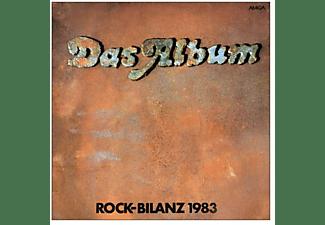 VARIOUS - Rock-Bilanz 1983  - (CD)