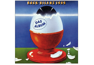 VARIOUS - Rock-Bilanz 1985  - (CD)