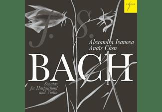Anais Chen, Alexandra Ivanova - Sonaten Für Violine & Cembalo, BWV 1014-1019  - (CD)