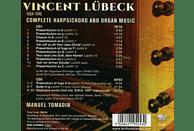 Manuel Tomadin - Complete Keyboard Music [CD]