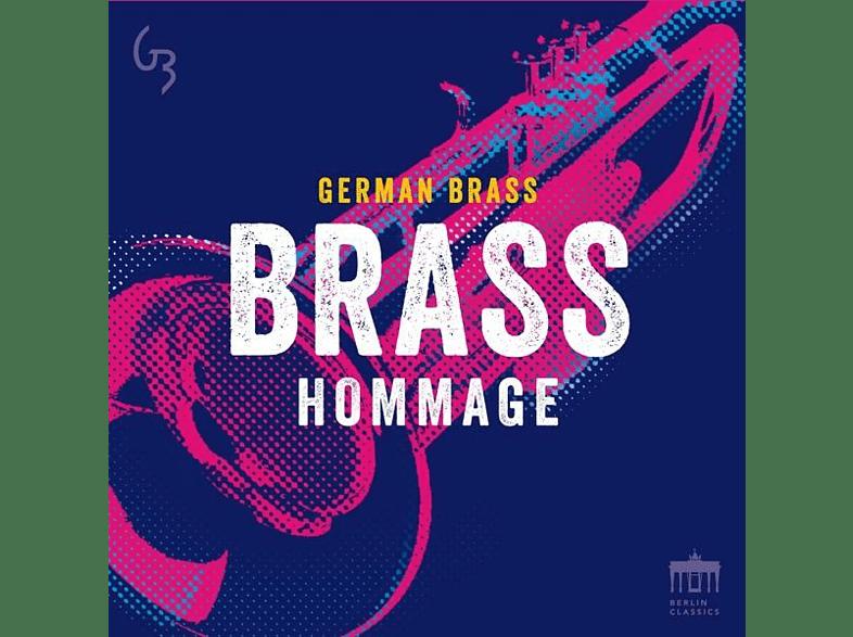 German Brass - Brass Hommage [CD]