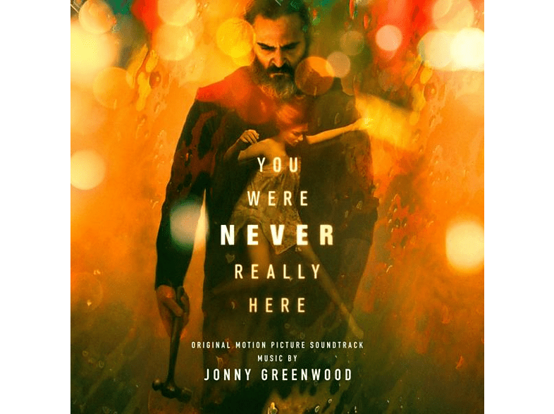 Jonny Greenwood - You Were Never Really Here/Beautiful Day (OST) [Vinyl]
