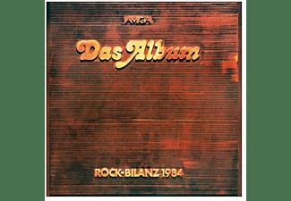 VARIOUS - Rock-Bilanz 1984  - (CD)
