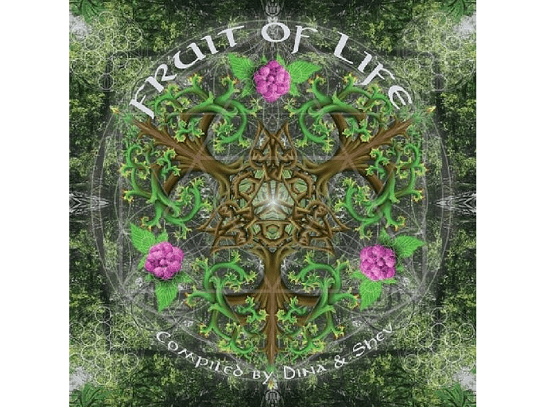 VARIOUS - Fruit Of Life [CD]