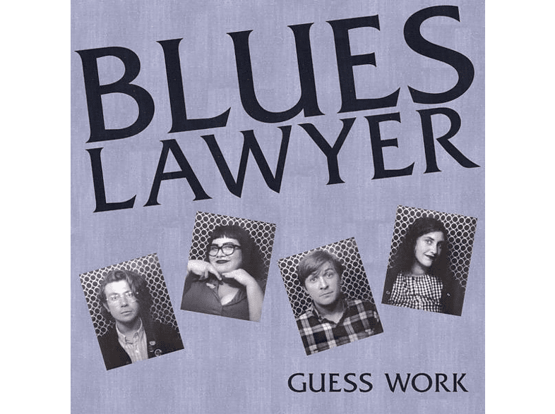 Blues Lawyer - Guess Work [Vinyl]