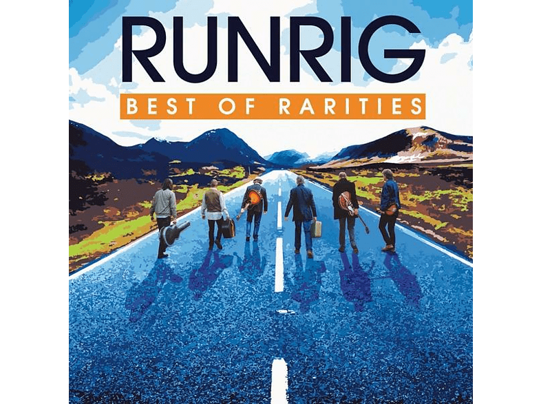 Runrig - Rarities (Best Of) [CD]