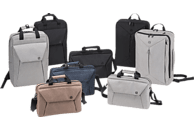 DICOTA Backpack EDGE D31524 Notebookhülle, Rucksack, 15.6 Zoll, Schwarz