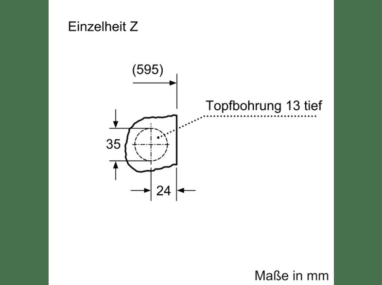 BOSCH WKD28541 7.0 kg// 4.0 kg Waschtrockner 1400 U//Min. B Weiß