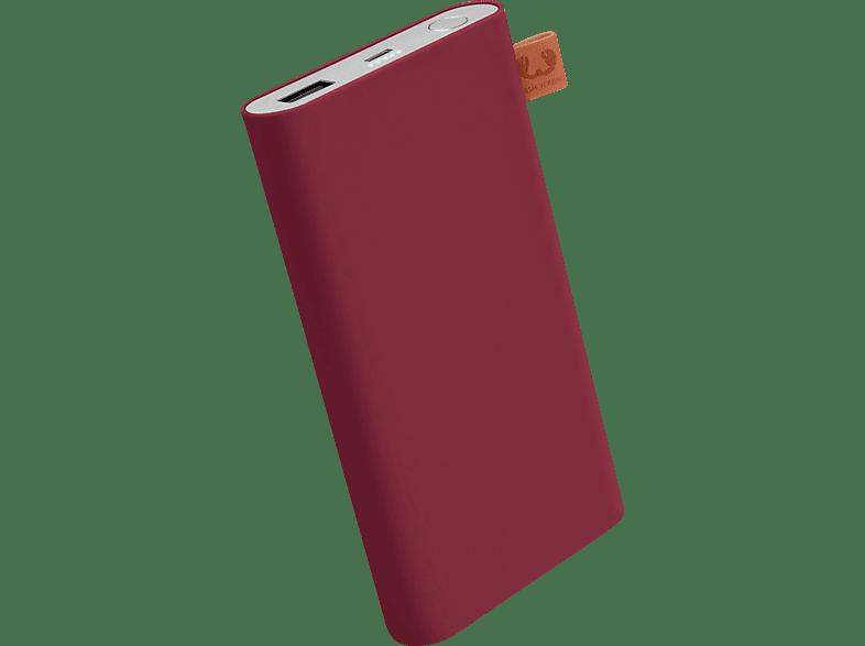 FRESH N REBEL Ruby Powerbank 6.000 mAh Rot