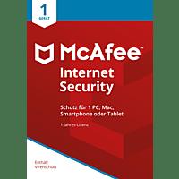 Internet Security 1 Gerät (Code in a Box)