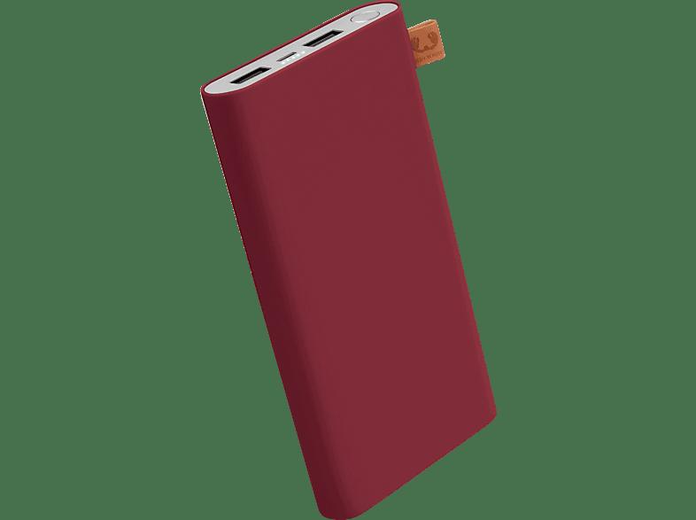 FRESH N REBEL Ruby Powerbank 12.000 mAh Rot