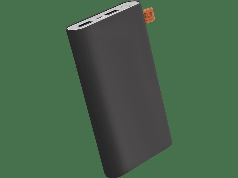 FRESH N REBEL Concrete Powerbank 18.000 mAh Schwarz