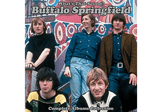 Buffalo Springfield - What's That Sound? (50th Anniversary) (Limited Edition) (Vinyl LP (nagylemez))