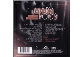 Mary Roos - Abenteuer Unvernunft   - (CD)
