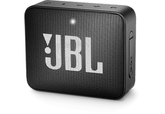 JBL Draagbare Bluetooth speaker Go 2 Midnight Black (JBLGO2BLK)