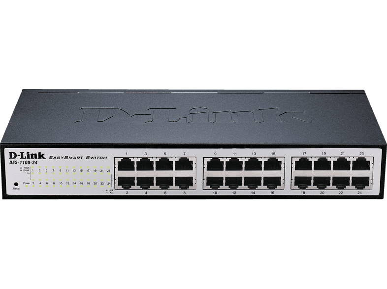Smart Switch D-LINK 24-Port Layer2 24
